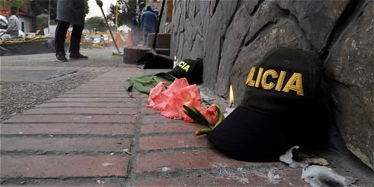 Determinan muerte cerebral a un policía herido en atentado del domingo