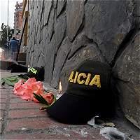 Fallece policía que resultó herido en atentado de La Macarena