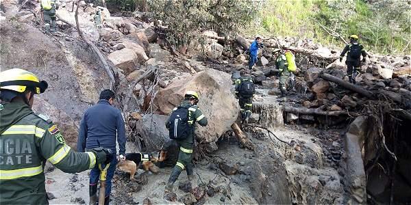 Una avalancha generó el colapso de tres viviendas en ese ... - ElTiempo.com