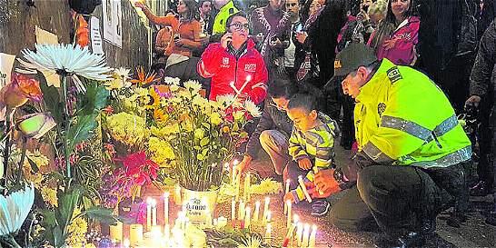 La historia del patrullero de 23 años, víctima del terrorismo