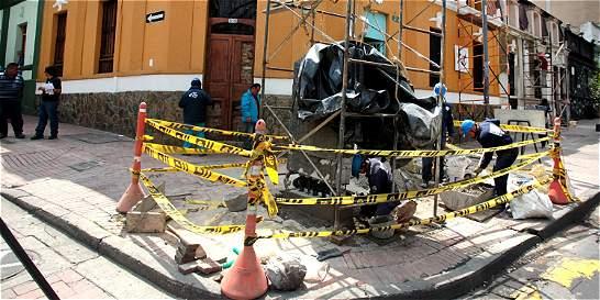 Tras 30 atentados en 2 años, van dos capturados en Bogotá: ¿qué pasa?