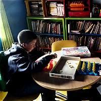 La biblioteca de Ciudad Bolívar que trabaja con sueños de los niños