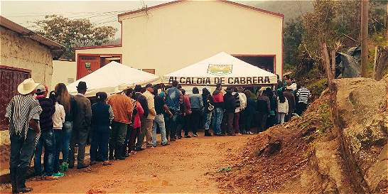 Municipio de Cundinamarca niega entrada a proyecto de hidroeléctricas