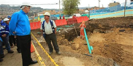 Hasta diciembre estaría lista ampliación de la calle 183 en Bogotá