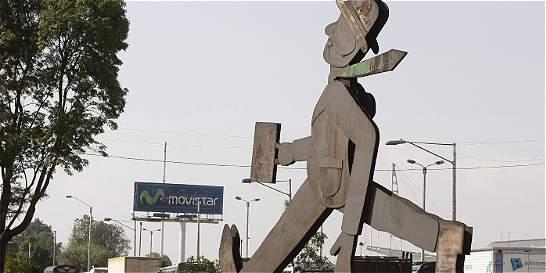 Hasta el 4 de marzo estará cerrado carril sur de la calle 26 en Bogotá