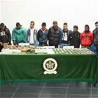 Así cayó la banda de Los Henao, que operaba en Bogotá y Soacha