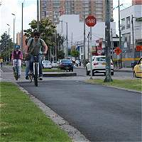 Estas son las ciclorrutas en donde más se robaron bicicletas