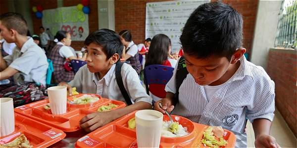 La Secretaría de Educación ahorrará cerca del 15 % con el nuevo esquema de refrigerios.