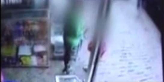 Video: Mujeres en Bogotá usan a menores para robar