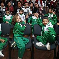 Unesco y la Juventus Academy se unen por los niños de Bogotá