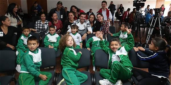 'Gioca con me' (Juega conmigo) es un proyecto deportivo-social de impulsado por Juventus.