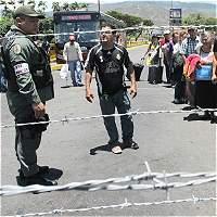 Venezuela reabrirá frontera en Cúcuta para tractomulas por cinco horas