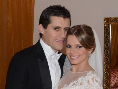 Matrimonio de Camilo Guarín Prieto y Mildred Smit Jimeno