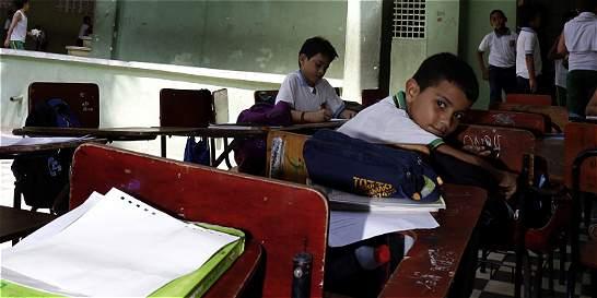 Solo colegios públicos denuncian problemas en Barranquilla