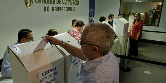 Así eligieron junta directiva de la Cámara de Comercio de Barranquilla