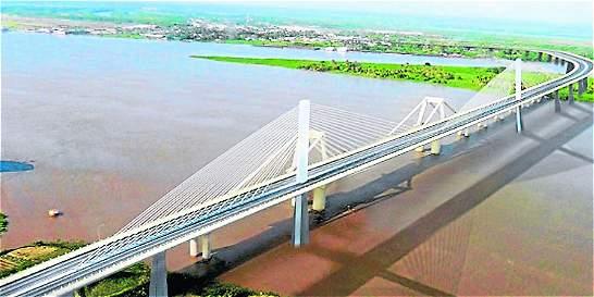 Lista licitación para el nuevo puente Pumarejo en Barranquilla