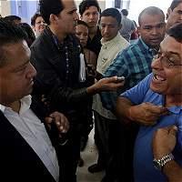 Ataque verbal  a representante legal de la San Martín en Atlántico