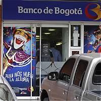 Policía trabaja en retratos hablados de asaltantes del Banco de Bogotá