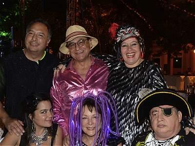 Celebración carnavalera