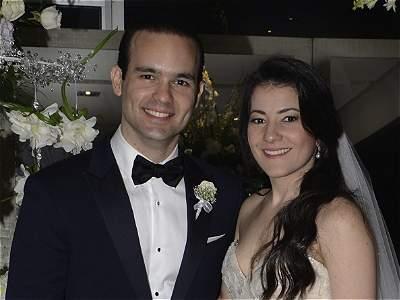 Recepción matrimonial