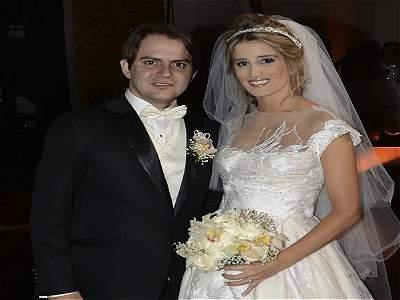 Matrimonio Daníes - Suárez