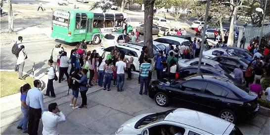 Las reacciones del sismo en Barranquilla