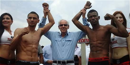 Noqueado Carlos Padilla en pelea mundial de boxeo en México