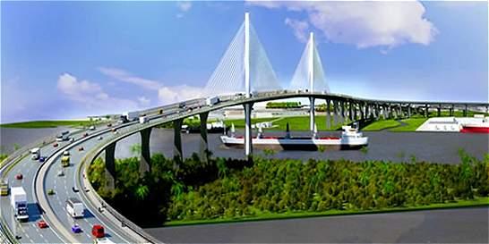 Adjudicado contrato para el nuevo puente Pumarejo