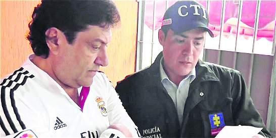 Capturan en Barranquilla a juez que casi libera a 'Kiko' Gómez