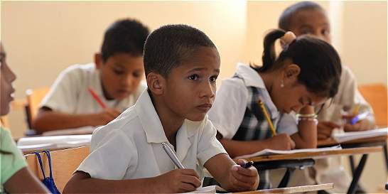 Incentivo educativo de 18 mil niños de Barranquilla podría perderse