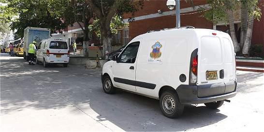 20 carros mal parqueados detectó móvil de Alcaldía en su debut