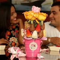 Fresas personalizadas, una nueva idea de negocio en Barranquilla