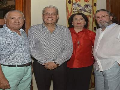 Celebración del día  del Perú