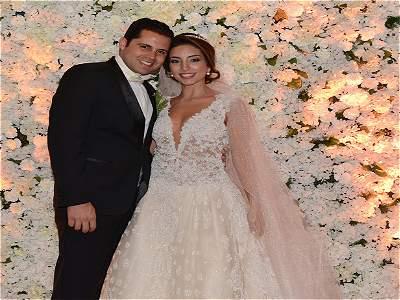 Matrimonio  Hazbún - Rodríguez