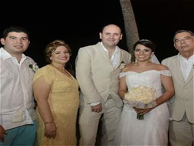 Matrimonio Borge - Silva
