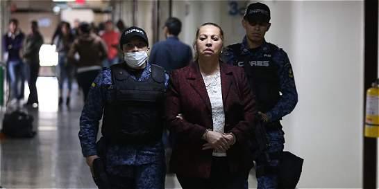 Silvia Gette llegó a Barranquilla para pagar condena domiciliaria