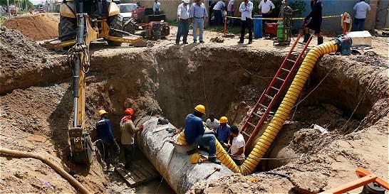 Indignación por falta de agua en Barranquilla