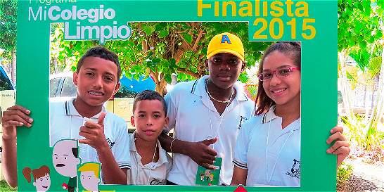 Concurso 'Mi Colegio Limpio', en su recta final