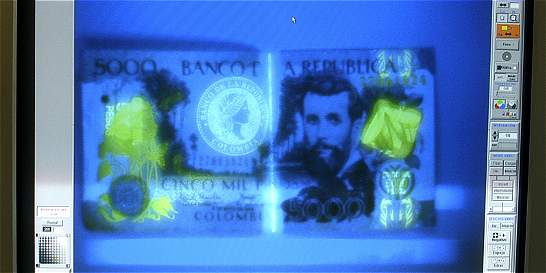 Denuncian que centro de Barranquilla está plagado de billetes falsos