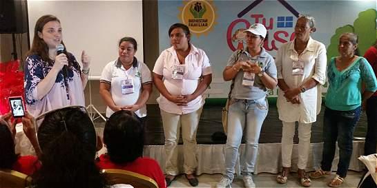 Fortalecen nutrición de hogares comunitarios en Barranquilla