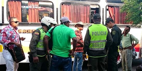 'Plan Guitarra' contra el robo de celulares se toma a Barranquilla