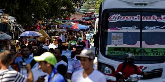 Ventas ambulantes ahogan al centro de Barranquilla