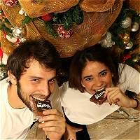 Una pareja que crece como los brownies