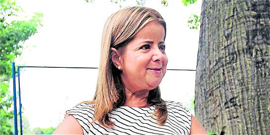 Según Elsa Noguera, durante su mandato Barranquilla redujo la pobreza