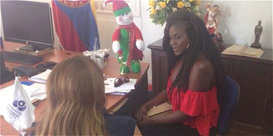 Defensoría pide explicaciones al Junior por caso de retiro de porrista