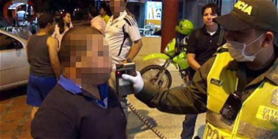 Este diciembre, más borrachos al volante en Barranquilla que en 2014