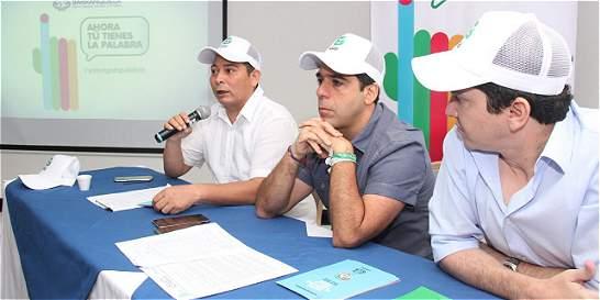 Por redes sociales, Barranquilla podrá construir su Plan de Desarrollo