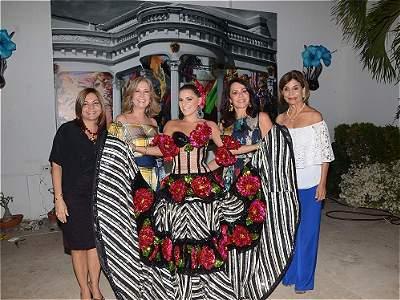 Coctel de la Reina del Carnaval en Barranquilla