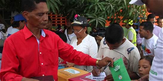 Comunidad inició sus aportes a construcción de Plan de Desarrollo