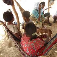 Por desnutrición, dos niñas wayú reciben atención en Barranquilla